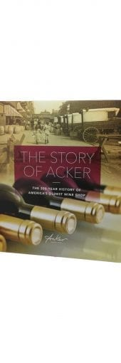 200 Years, History of Acker (Book)