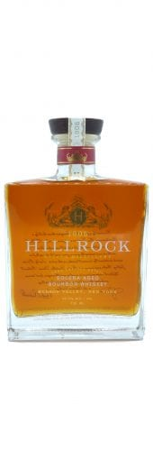 Hillrock Estate Distillery Bourbon Whiskey Solera Aged 750ml