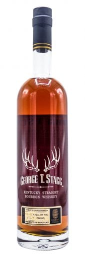 2019 George T. Stagg Bourbon Whiskey 116.9 Proof 750ml