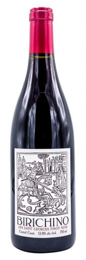 2018 Birichino Pinot Noir Saint Georges 750ml
