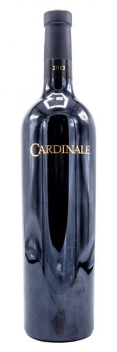 2013 Cardinale Red 750ml