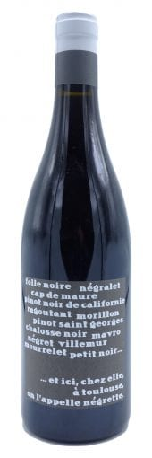 2017 Vignobles Arbeau Fronton L'Appelle 750ml