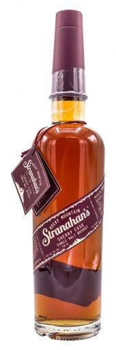 Stranahan's Whiskey Sherry Cask 750ml