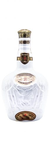 1993 Chivas Regal Blended Scotch Whisky 25 Year Old, Royal Salute 700ml