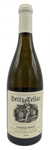 2018 Heitz Cellar Chardonnay Quartz Creek 750ml