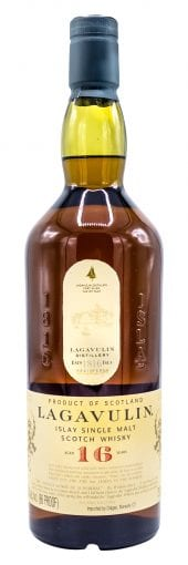 Lagavulin Single Malt Scotch Whisky 16 Year Old 750ml