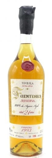 Fuenteseca Tequila Anejo 21 Year Old 750ml