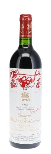 1995 Chateau Mouton Rothschild 750ml
