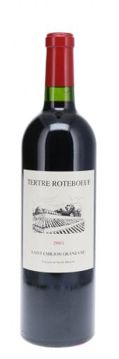 2005 Chateau Tertre Roteboeuf 750ml