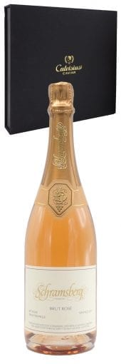 Mother's Day Magical Match – Sparkling Rosé & Caviar Bundle