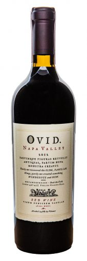 2012 Ovid Red 750ml